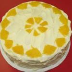 BRZA TORTA SA NARANČOM: Još jedna fina slastica bez pečenja
