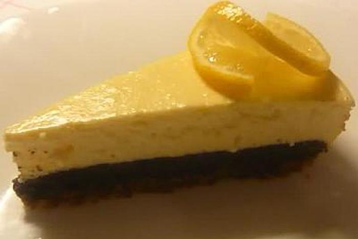 Torta od sira, limuna i maka
