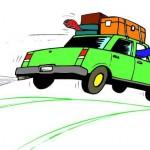 KREĆETE NA GODIŠNJI? Prije sjedanja u automobil dobro se pripremite uz naše savjete…