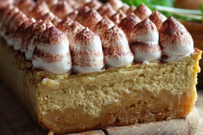 TIRAMISU CHEESECAKE: Kad dva fina kolača spojite u jedan…