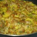 PILETINA U JOGURTU I SENFU: Servirajte sa rižom ili krompirom