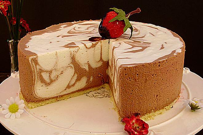 cokoladno-bijela-torta