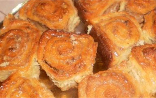 OSINJE GNIJEZDO: Starinski kolač neodoljivog mirisa i okusa