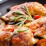 PIKANTNO I HRSKAVO: Pečena piletina sa senfom i ružmarinom