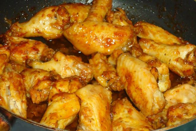 LJUTA KRILCA: Piletina za prave gurmane