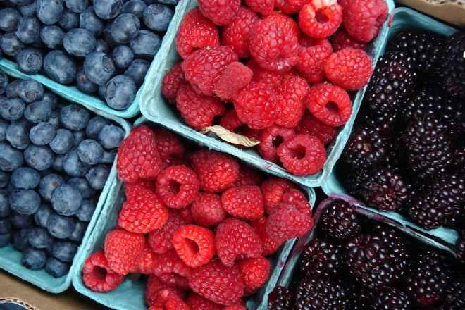 BOBIČASTO VOĆE: Bogato je antioksidansima, štiti od raka crijeva i jajnika…