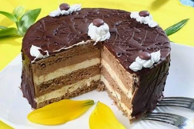 BOEM TORTA: Čokoladna torta s čarobnim okusom prženih lješnjaka