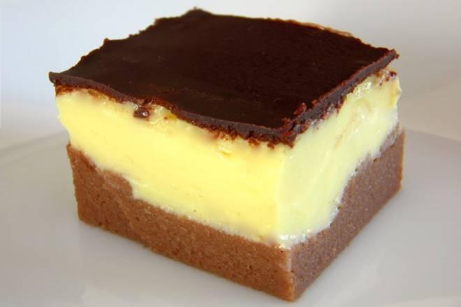 ČOKOLADNE GRIZ KOCKE: Pomalo neobičan i vrlo ukusan kolač, bez pečenja