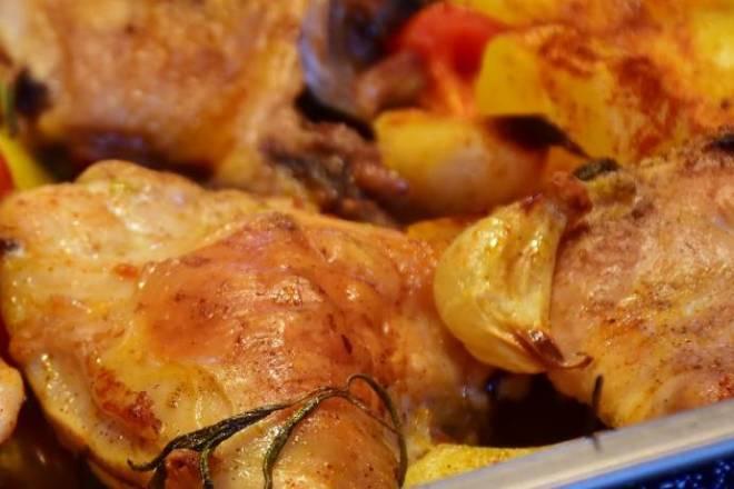 FINI RUČAK ZA SAMO POLA SATA: Aromatična piletina s povrćem