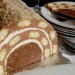 TUNEL TORTA: Jednostavna verzija popularne torte, bez pečenja
