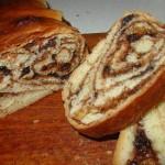 PROVJERENO DOBRA: Štrudla sa džemom, orasima i čokoladom