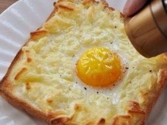Jaje na oko u kriski kruha 2