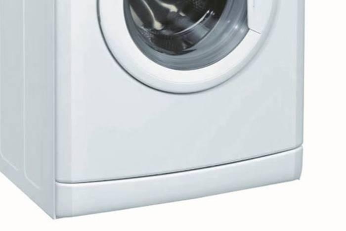 Perilica rublja - filter