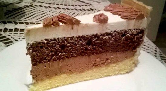 MIMI TORTA: Kremasta, sočna i ukusna čokoladna torta