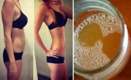 PRIPREMITE SAMI: Napitak koji topi masne naslage, pije se 6 dana, a kilogrami se nevjerovatno tope