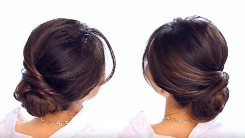 I ZA SVAKI DAN I ZA SVEČANE PRILIKE: Originalna punđa koju možete napraviti za samo 2 minute [VIDEO]